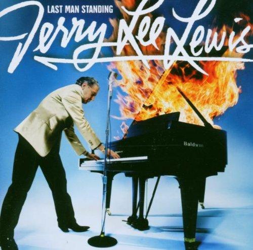 |Uk31935686| Jerry Lee Lewis - Last Man Standing [Cd]